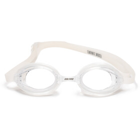 Colting Wetsuits Race Goggles white